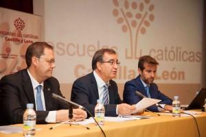 Intervención de Máximo Blanco, Presidente de Escuelas Católicas Castilla y León