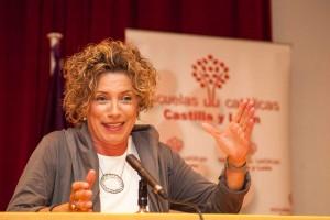 María Batet, en la Asamblea 2017