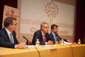 Intervención de Jesús Manuel Hurtado en la Asamblea 2017 de Escuelas Católicas Castilla y León
