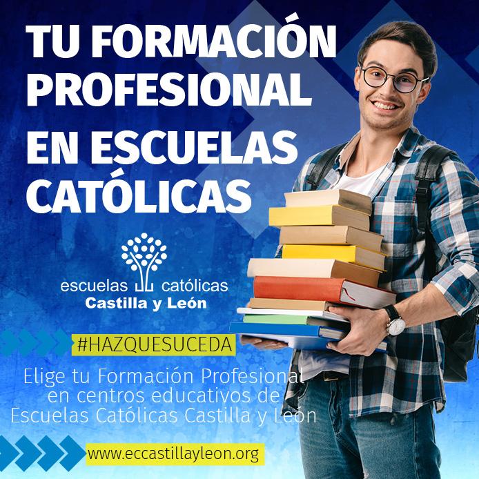 Formación Profesional en Escuelas Católicas