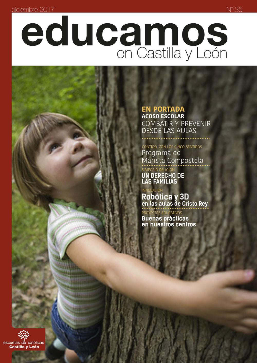 Revista Educamos en Castilla y León nº35 Diciembre 2017