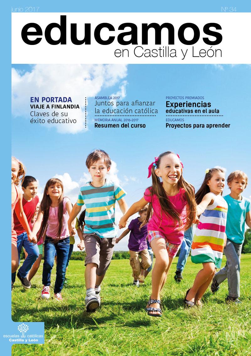 Revista Educamos en Castilla y León nº34 Abril 2017