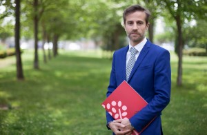 Leandro Roldán Maza, Secretario Autonómico de Escuelas Católicas Castilla y León