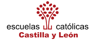 Logo Escuelas Católicas Castilla y León
