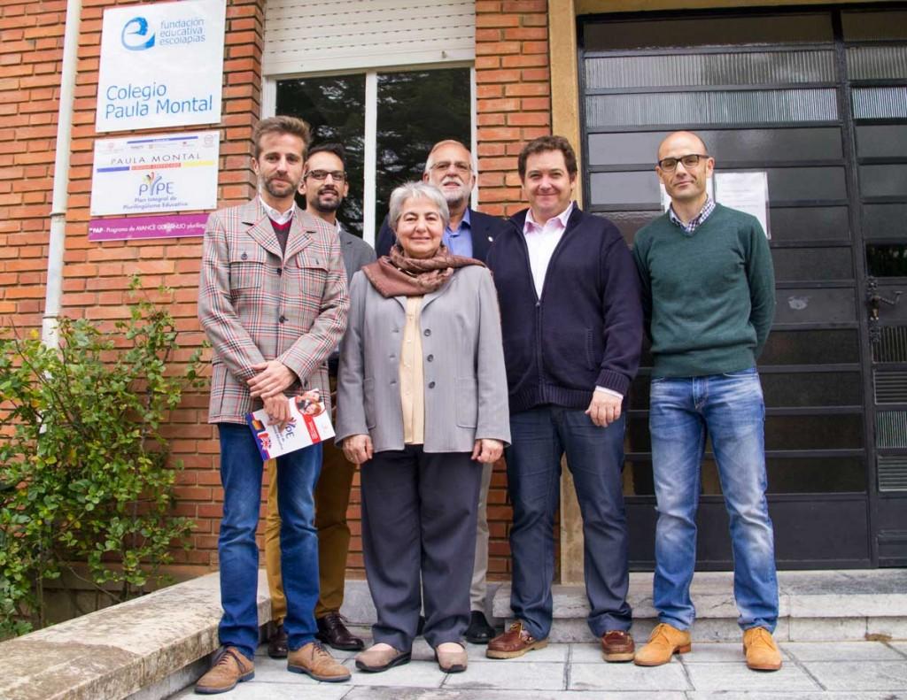 Colegio Paula Montal - Astorga Plan PIPE