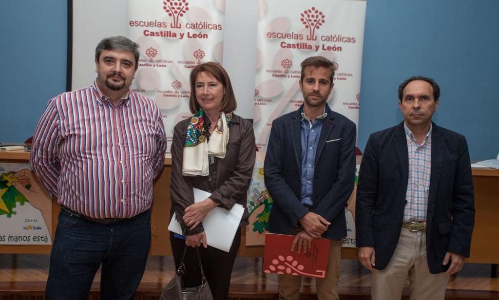 Jornada de Orientación Educativa Escuelas Católicas Castilla y León