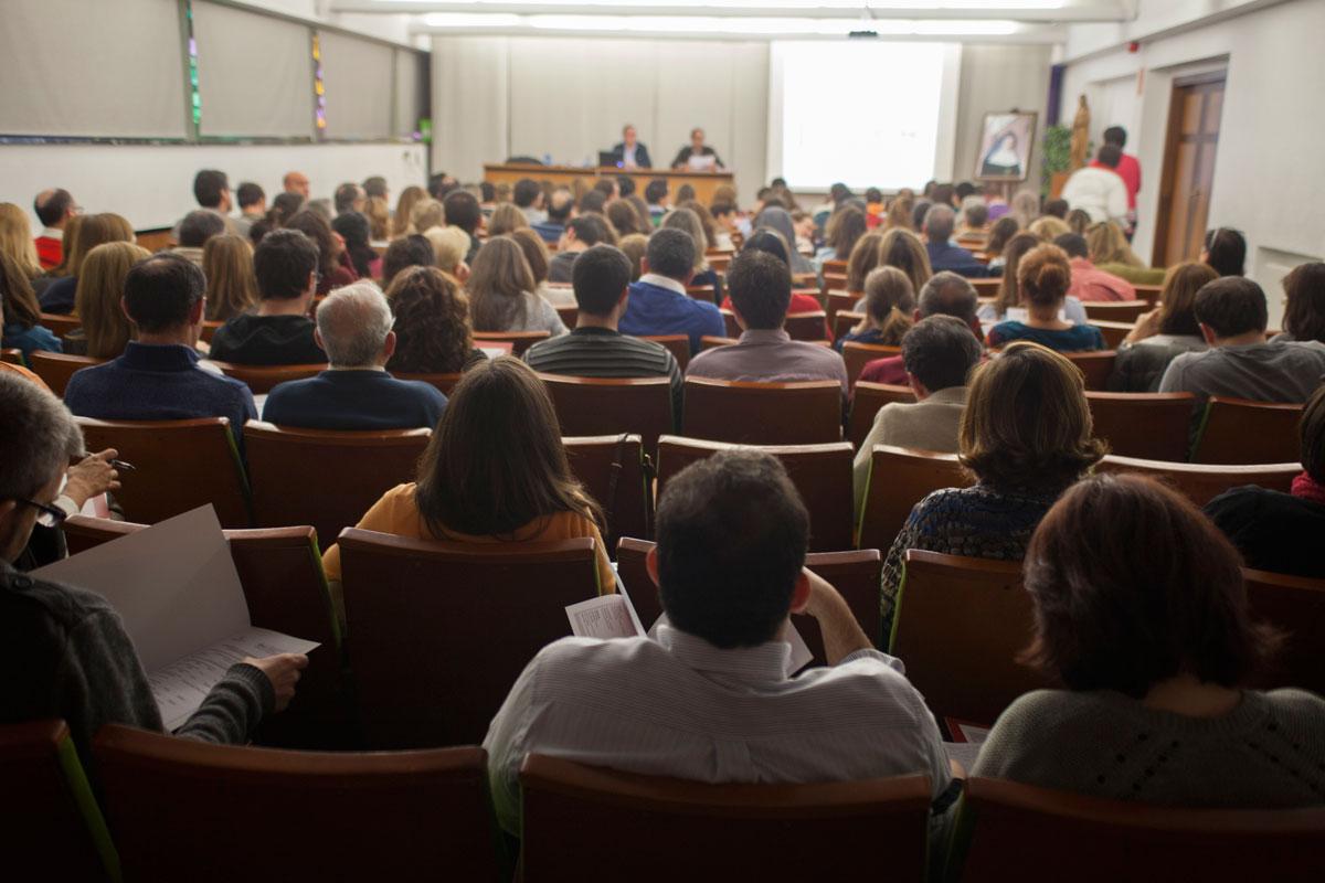 Charla sobre la aplicación de la Lomce en Primaria en Castilla y León