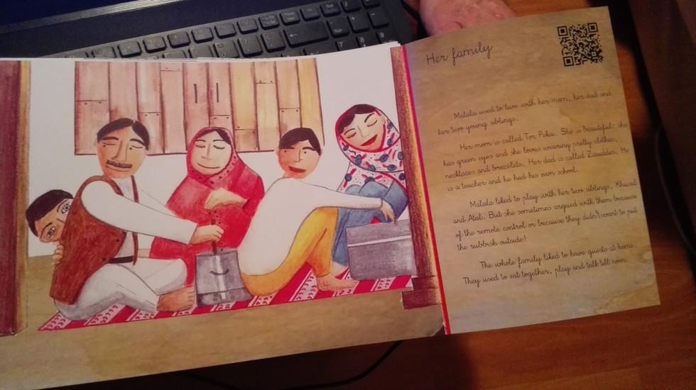 Proyecto educativo sobre Malala, de Montserrat Alonso Álvarez 03