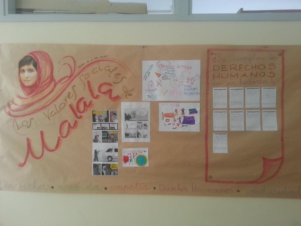 Proyecto educativo sobre Malala, de Montserrat Alonso Álvarez 05