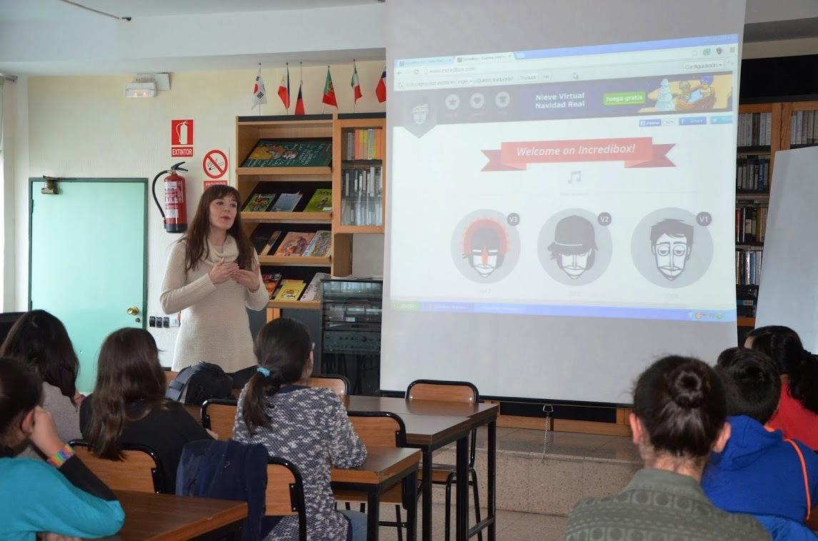 Proyecto Calíope - Colegio Santo Domingo de Guzmán (Palencia)