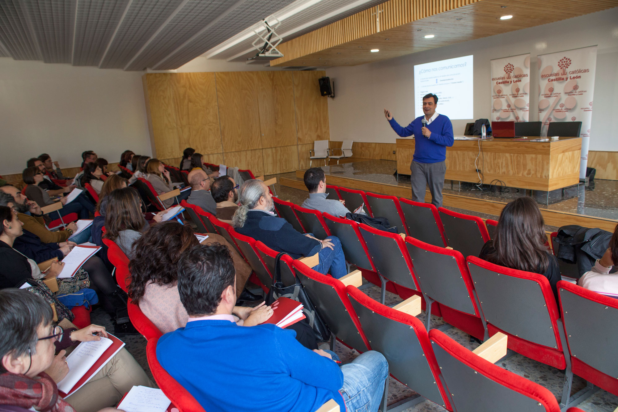 Jornada de marketing educativo Escuelas Católicas Castilla y León