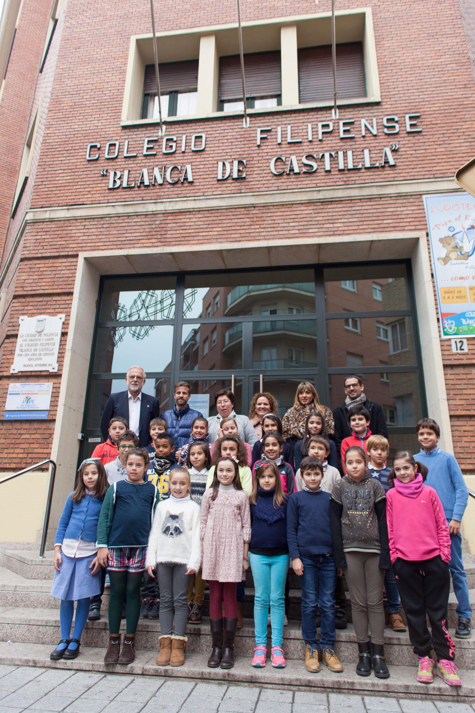 Colegio Blanca de Castilla (Palencia)