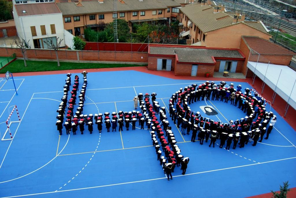 Colegio Reinado del Corazón de Jesús y Nuestra Señora del Pilar (Valladolid) 40 aniversario