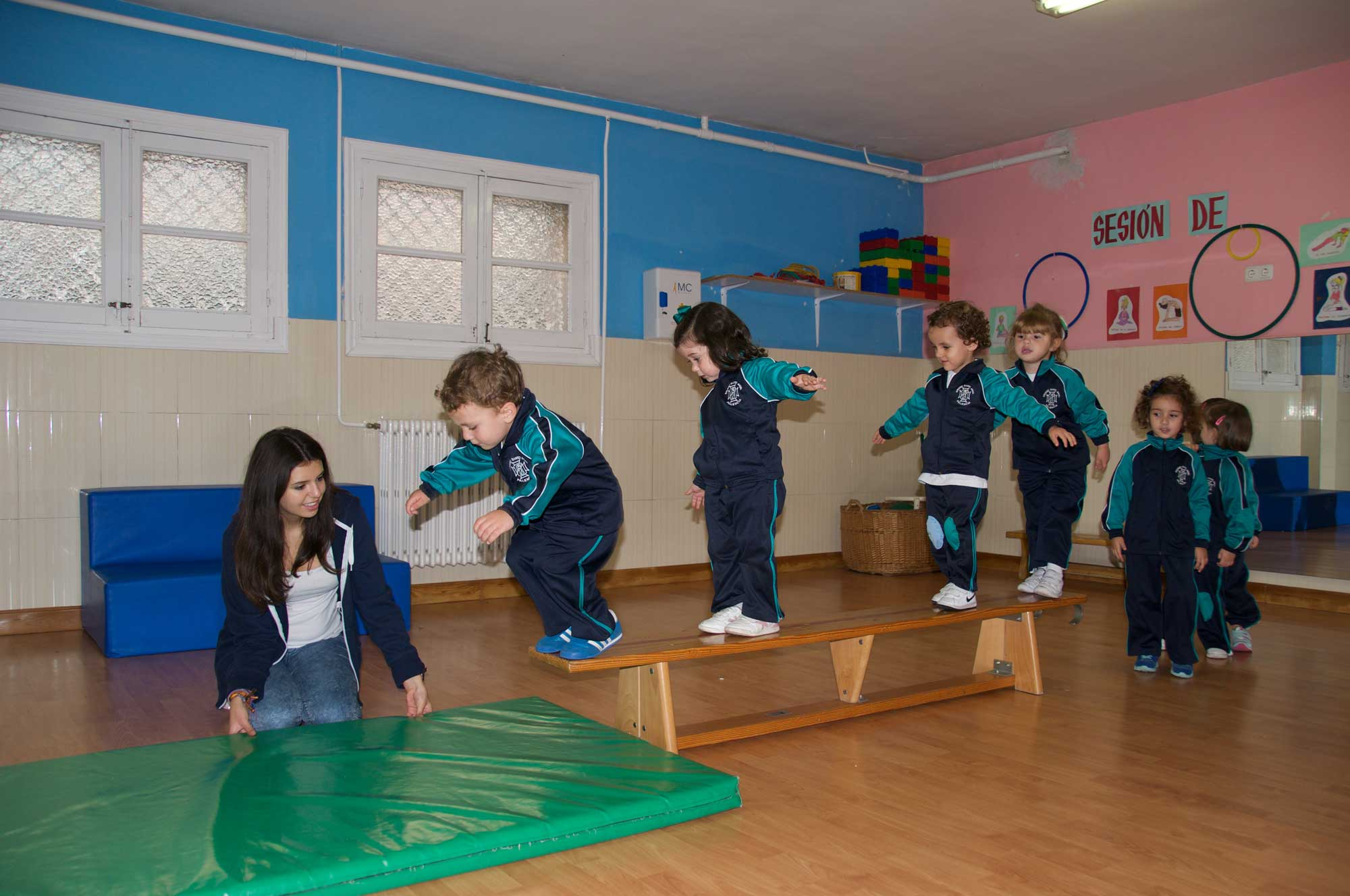 Colegio-Santo-Ángel-(Palencia)-3