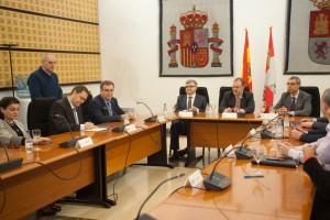 Firma Acuerdo de centros en crisis