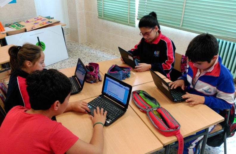 Héroes TIC - Colegio San Gregorio-La Compasión