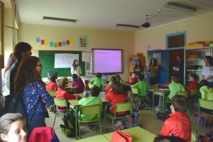 Colegio Claret (Segovia), reunión colegios claretianos