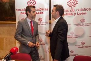 Leandro Roldán y José Antonio Valverde.