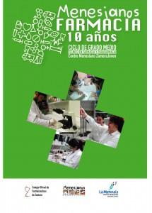 Centro Menesiano Zamorajoven 10 años de farmacia