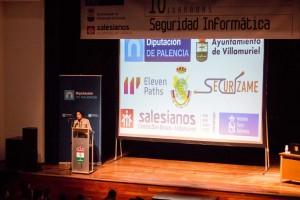 Jornadas de Seguridad Informática del Centro Don Bosco (Villamuriel de Cerrato)