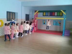 Estimulación temprana en el Colegio Virgen de la Vega (Benavente)