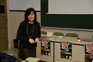 Presentación Torneo Solidario Colegio Divina Pastora (León)
