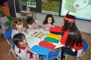 Colegio Maestro Ávila (Salamanca) Jornadas de inclusión