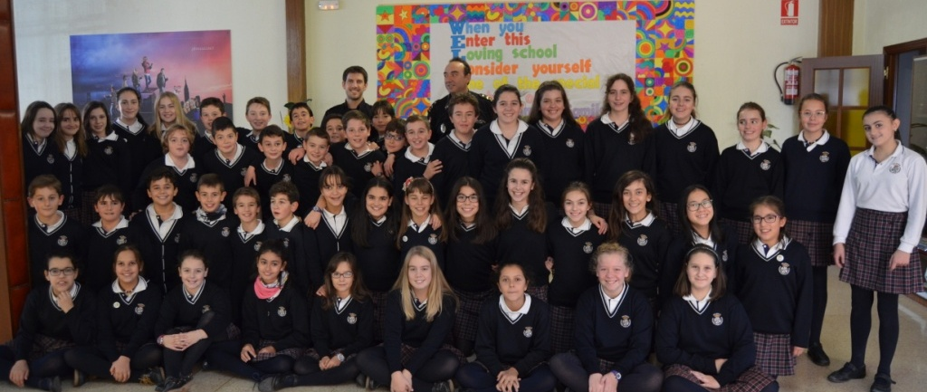 Colegio Santo Domingo de Guzman (Palencia) Ciberexperto