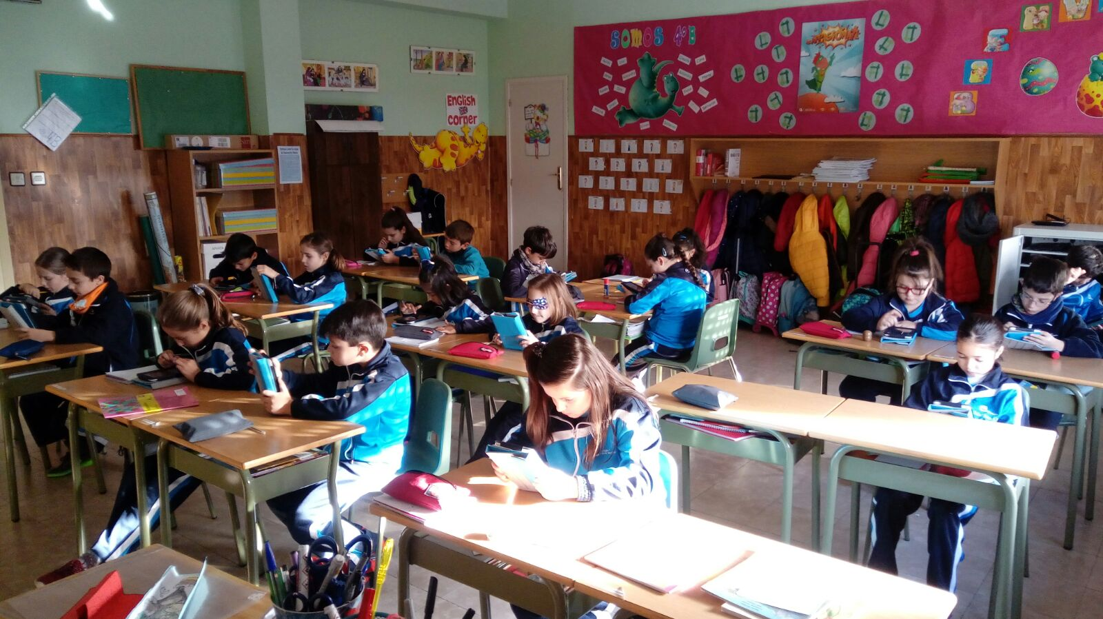 Proyecto EVEMETS del Colegio Paula Montal (Astorga)