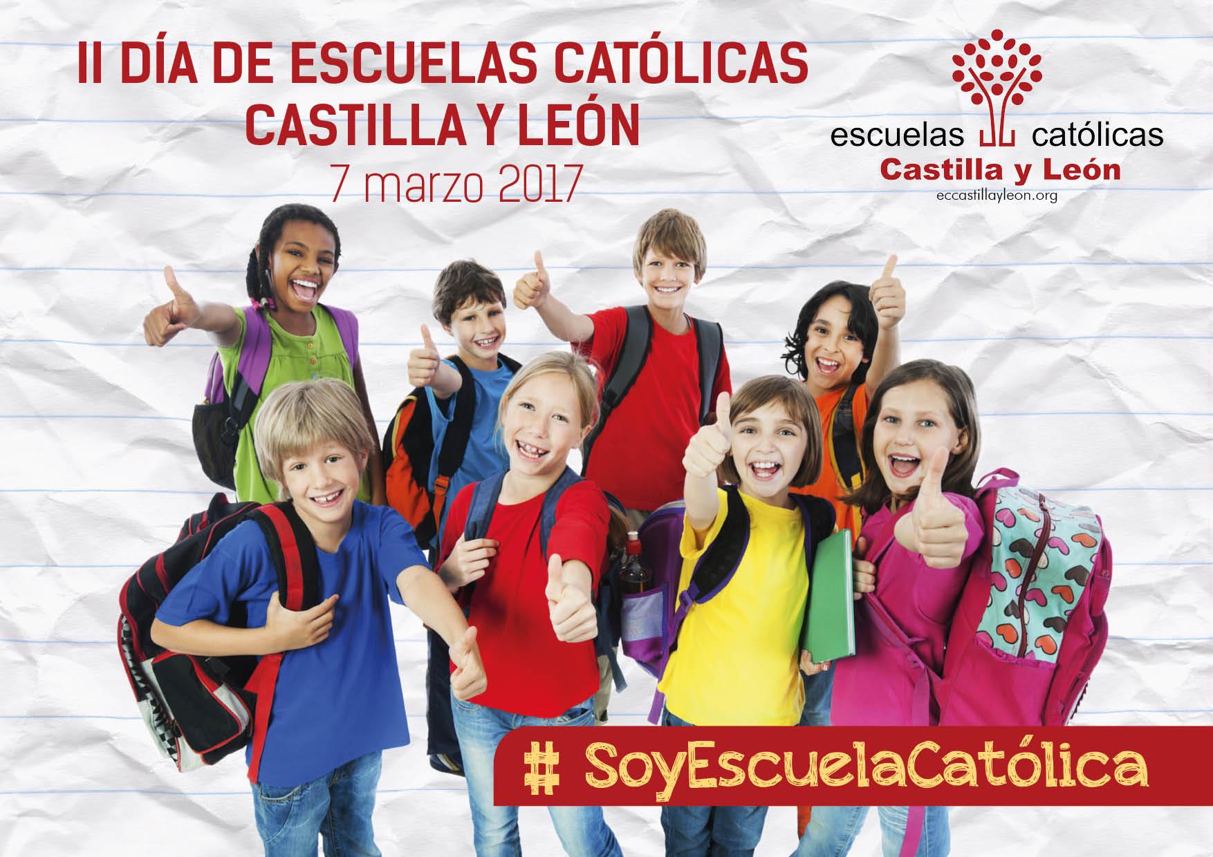 Día de Escuelas Católicas Castilla y León 2017