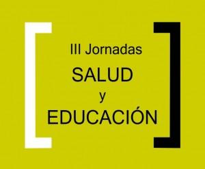 Cartel III Jornadas Educacion y Salud Colegio Safa Grial