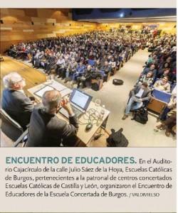 Diario de Burgos, 9 febrero