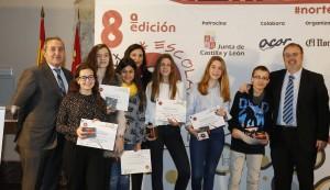 Equipo del Colegio La Milagrosa (Salamanca)