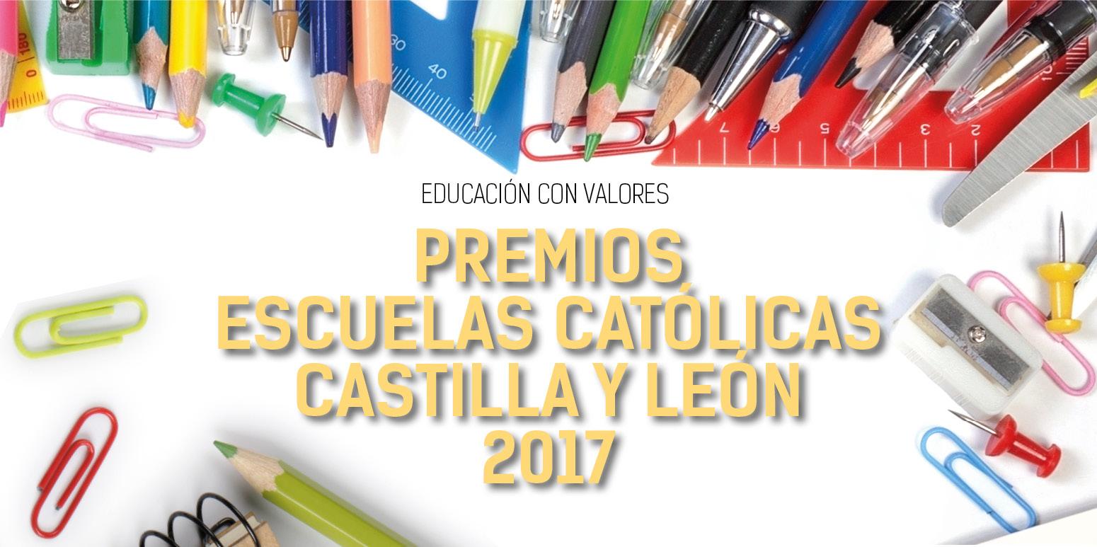 Premios Escuelas Católicas Castilla y Leon 2017