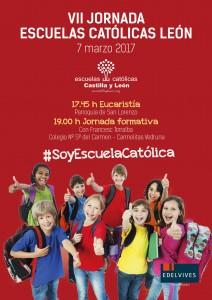 VII Jornada de Escuelas Católicas León 2017