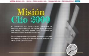Mision-Clio-2000