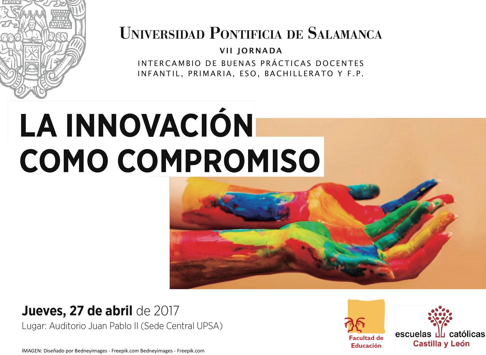 VII Jornada de Intercambio de Buenas Practicas Docentes La Innovacion como compromiso