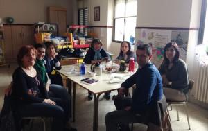 Club de Lectura del Colegio Divina Pastora de León.