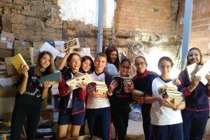 Clubes Lectura Colegio Jesuitas Burgos 1