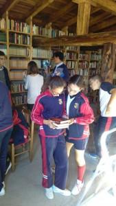Clubes Lectura Colegio Jesuitas Burgos 2