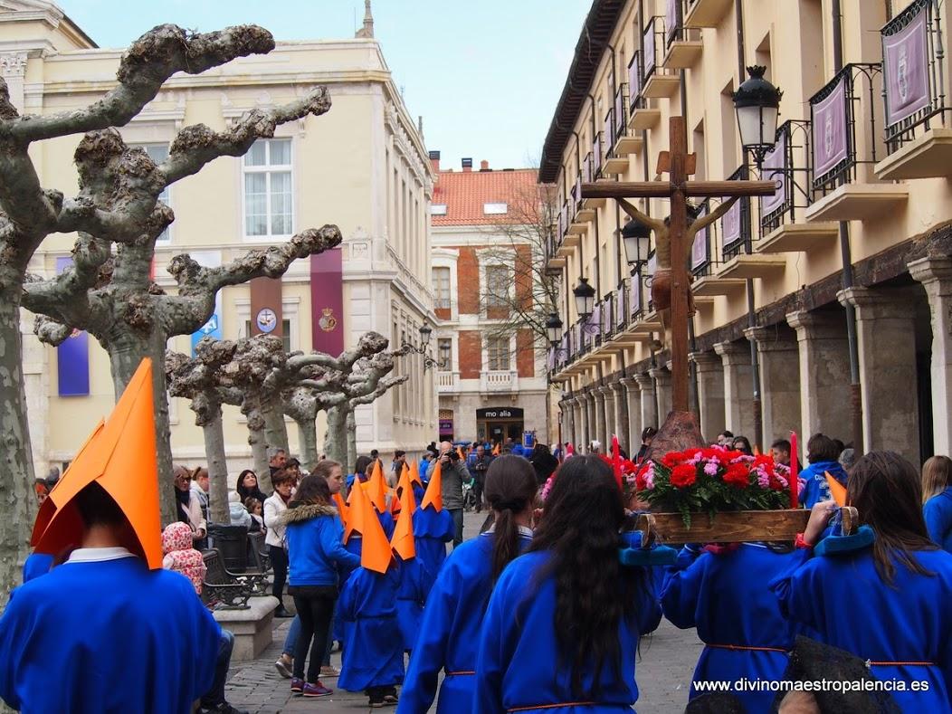 Colegio Divino Maestro Palencia Semana Santa 11