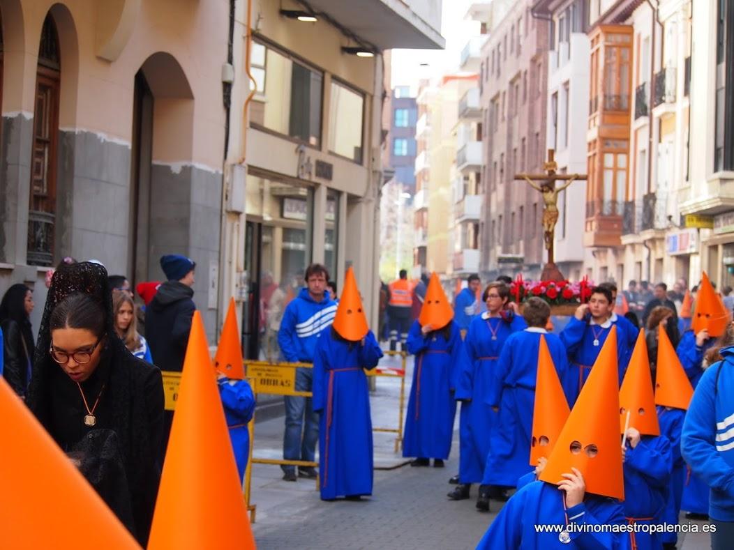 Colegio Divino Maestro Palencia Semana Santa 8