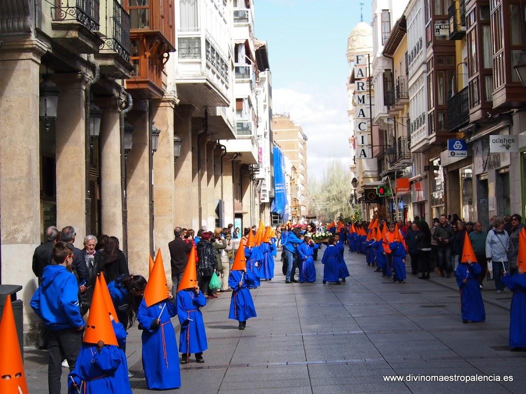 Colegio Divino Maestro Palencia Semana Santa 9