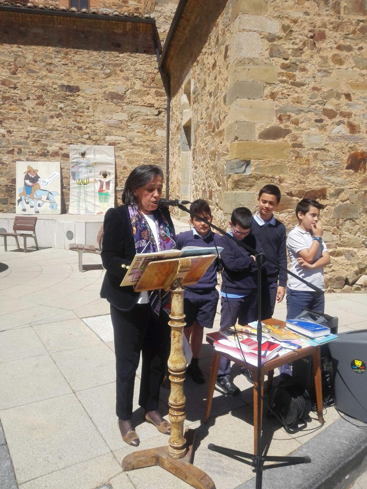 Colegio Paula Montal Astorga Quijote 2