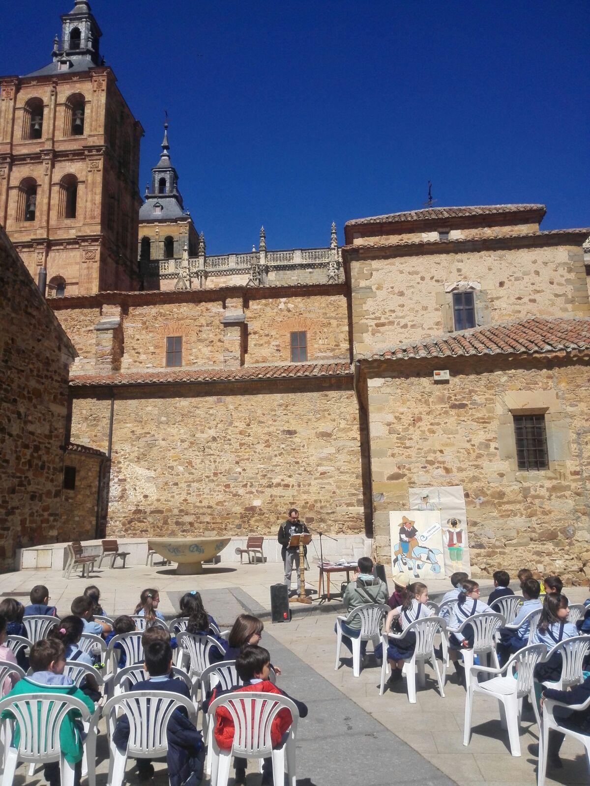 Colegio Paula Montal Astorga Quijote 3