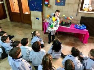 Proyecto Eureka Colegio Santisima Trinidad Salamanca 7