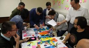 Una clase del Posgrado en Innovación, Metodología Docente y Evaluación aplicada a la Educación