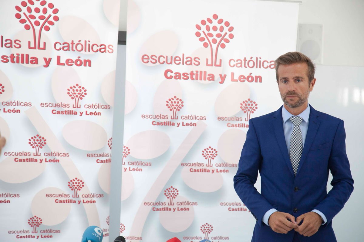 Presentación curso 2017-2018 Escuelas Católicas Castilla y León