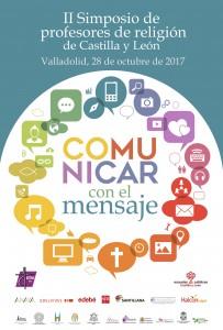 Cartel IISimposio Religion en la Escuela 2017