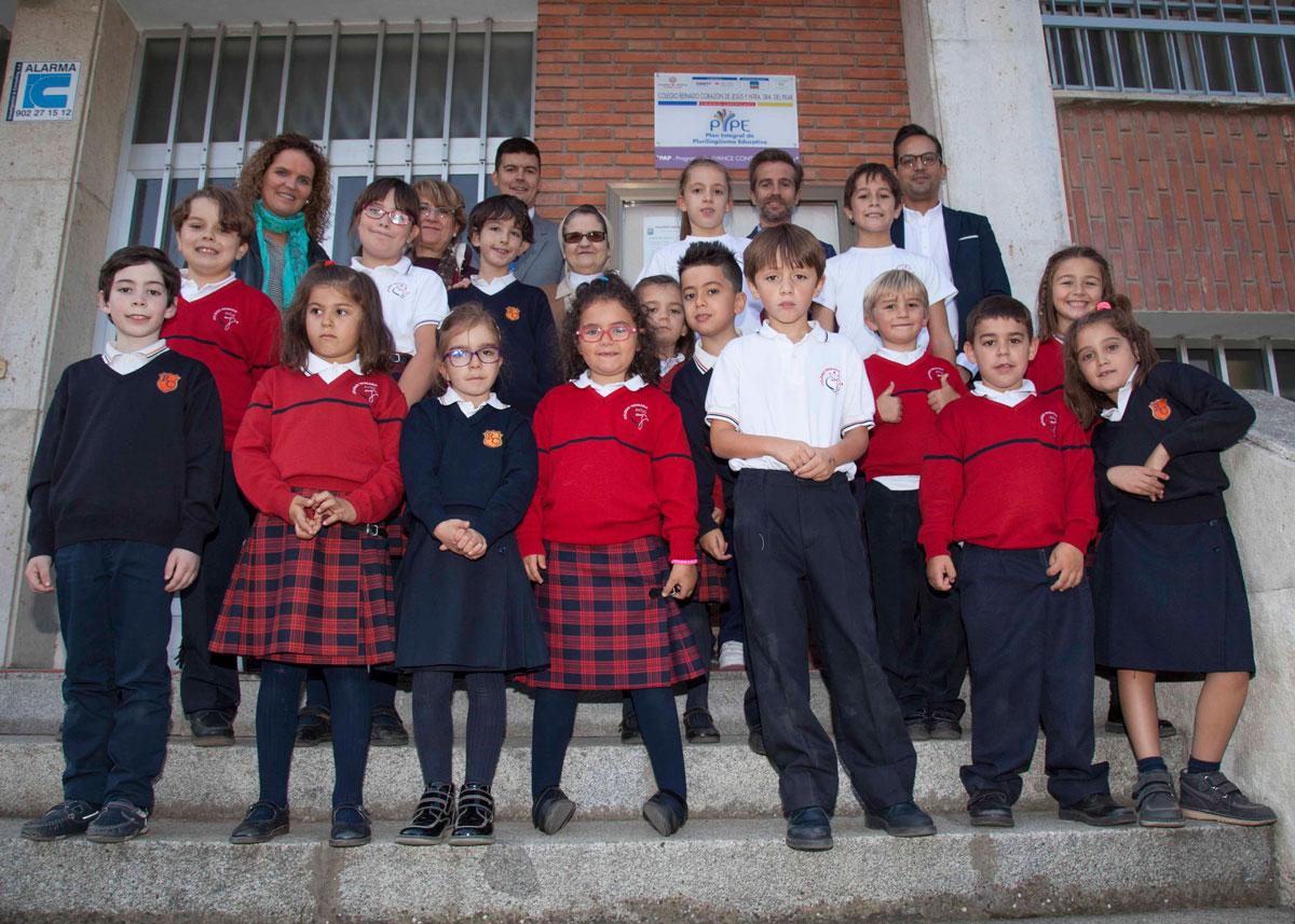 Colegio Reinado del Sagrado Corazón de Jesús (Valladolid)